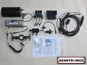 Geartronics Paddle Shift Kit