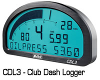 MOTEC CDL3 - Club Dash Logger