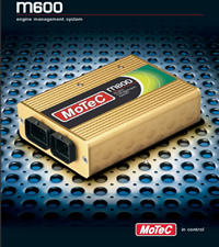 MOTEC M600 - Engine Management Systems